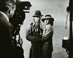 Preparing to say goodby to Ilsa in Casablanca