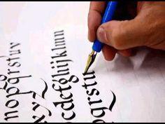 Workshop potencial criativo - caligrafia