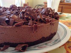 Ferrero cheesecake