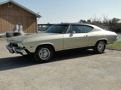 1000 Images About 1968 Chevelles On Pinterest Chevrolet