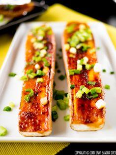 Japanese Miso-Glazed Eggplant Recipe   Cook . Snap . Savour