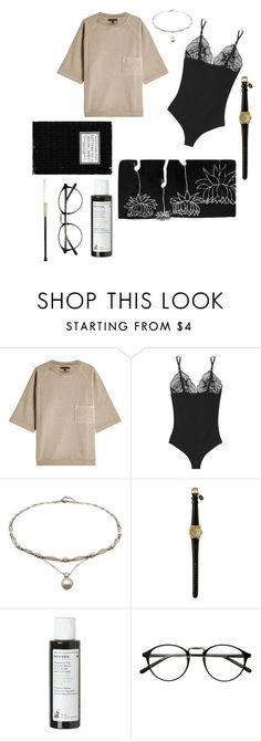 """Can I help you???"" by sgeoghegan on Polyvore featuring adidas Originals, Commando and Korres"