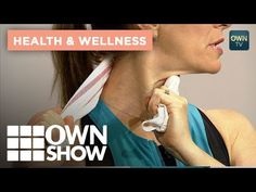 ▶ A Kitchen Item That Magically Eases Neck Pain | #OWNSHOW | Oprah Winfrey Network - YouTube