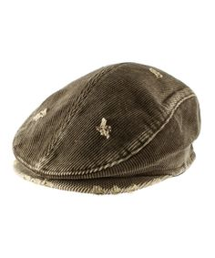 602ffd00 Men's Women's Unisex 100% Cotton Vintage Corduroy Newsboy Cap Gatsby Hat  Chocolate C811LLY6YPV