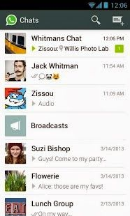 WhatsApp Messenger.apk   The best site for download full Android Apps