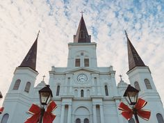 New Orleans is a cit
