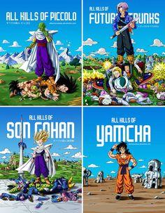 Dragon Ball Z Best Killing... and Yamcha ;)