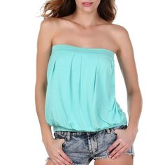 890caa905ca Sexy Women Tube Top Blouse Women Tops Tees Off Shoulder Beach Summer Style Tops  Women Blouse Party Tube Top-in Tube Tops from Women s Clothing    Accessories ...