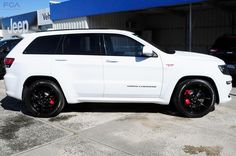 Welcome to Fiat Chrysler Australia – Discover the range of quality vehicles from manufacturers like Jeep, Fiat, Alfa Romeo, Chrysler and much more. White Jeep Grand Cherokee, Jeep Cherokee Limited, Jeep Grand Cherokee Accessories, Jeep Trailhawk, Grand Cherokee Trailhawk, Jeep Srt8, Sport Suv, Black Jeep, 2016 Jeep