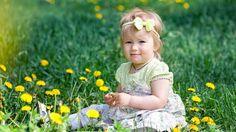 Cute Children Girl