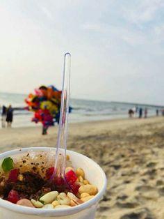 Kozhikode beach Self Photography, Beach Photography, Photography Ideas, Kerala Food, Kerala India, Kochi, Special Recipes, Incredible India, Street Food
