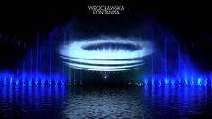 EURO 2012 Wrocławska Fontanna HD - Pokaz Specjalny
