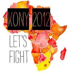re-pin to win in the fight against Joseph Kony www.kony2012.com