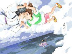 le voyage de chihiro                                                                                                                                                                                 Plus