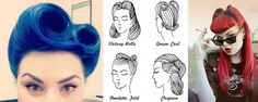 Victory rolls 6 different ways