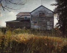 I own this! :D Andrea Kowch ACRYLIC