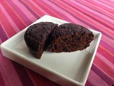 Nut Free Paleo Chocolate Cupcakes - Nut Free Paleo (with zucchini and banana!)