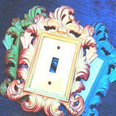Custom Light Switch Plates :)