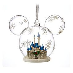 Product Image of Mickey Mouse Fantasyland Castle Ornament # 1 Mickey Mouse Images, Disney Mickey Ears, Minnie, Disney Christmas Ornaments, Peanuts Christmas, Christmas Decorations, Christmas Holiday, Christmas Trees, Disney Decorations