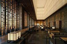 Aman Tokyo in Tokyo, Japan, by Kerry Hill Architects