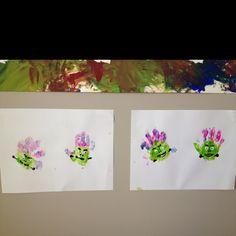 Handprint Frankenstein Halloween craft for toddlers! adorable!!