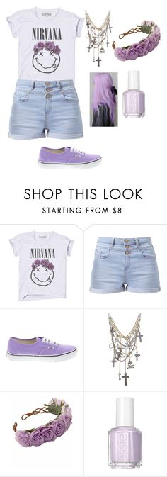 """Untitled #140"" by nancyricothemusiclover ❤ liked on Polyvore featuring Essie"