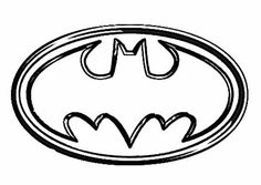 Symbol-of-Batman-Coloring-Page.jpg 600×425 pixels