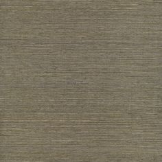 allen + roth Metallic Gray Grass Cloth Unpasted Wallpaper. Definitely for the dining room.