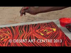 Aboriginal Art Margaret Lewis Napangardi 1683 - YouTube Desert Art, Indigenous Art, Aboriginal Art, Artist, Youtube, Painting Art, Native Art, Artists
