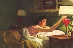 Goodnight, art by Al Buell
