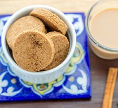 Crispy Cinnamon Cookies - Cook With Manali Cinnamon Cookies, Almond Cookies, Chocolate Chip Cookies, Salty Biscuit Recipe, Eggless Cookie Recipes, Flour Recipes, Key Lime Pound Cake, Whole Wheat Cookies, Winter Treats