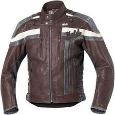 Held 5424 Harvey Leather Jacket - Brown £350