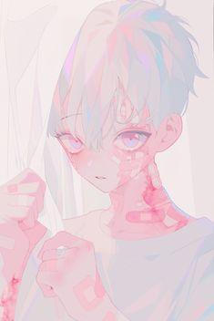 aesthetically pleasing perfectly. Kawaii Anime, Kawaii Art, Aesthetic Art, Aesthetic Anime, Pretty Art, Cute Art, Anime Kunst, Anime Art, Persona Anime