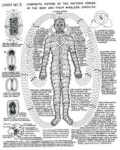 """Our Pathway to the Truth • lucifelle: Polarity Therapy Charts 1-10 """"The..."""