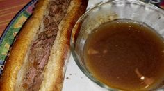 Crock Pot (Slow Cooker) French Dip Roast Beef Sandwiches. Photo by Judy W.