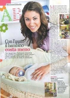 Articolo dedicato a Baby Bazar sul nuovo mensile «Compra Bene» http://justintimesrl.wordpress.com/2012/10/23/baby-bazar-e-compra-bene/