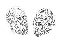 #tattoo #tattoos #art #ink #inked #tattooartist #tattooart #tattooed #tattoolife #artist #drawing #sketch #design #illustration #artwork #blackwork #tattooing #blackworkers #draw #flash #flashtattoo #israel #tlv #telaviv #trad #traditional #dotwork #blackwork #watercolor #Japanese #Japanesetattoo #neotraditional #sketchbook #Americantraditional #boldwillhold #linework #inkdonkey #gorilla #gorillatattoo #gorillahead #gorillaheadtattoo #head #ape #apetattoo Traditional Tattoo Design, Traditional Tattoo Flash, Traditional Japanese Tattoos, American Traditional, Sketch Tattoo Design, Tattoo Sketches, Tattoo Drawings, Drawing Sketches, Tattoo Designs
