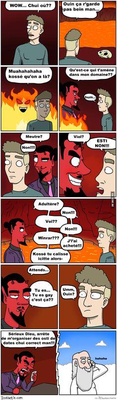 Aller en enfer