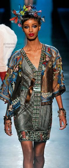 Spring 2014 Couture Jean-Paul Gaultier Collection