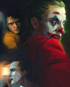Joker by MarcelaFreire on DeviantArt Gotham Joker, Joker Film, Joker Comic, Joker Art, Cartoon Garden, Harely Quinn, Joker Wallpapers, Joaquin Phoenix, Comic Movies
