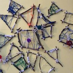 """3 Likes, 1 Comments - Malton Montessori (@malton_montessori_school) on Instagram: """"Our very busy spiders. Inspired by The Very Busy Spider by Eric Carle. #ericcarle"""""""