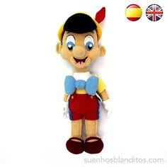 Ravelry: Pinocchio pattern by Gretel Crespo