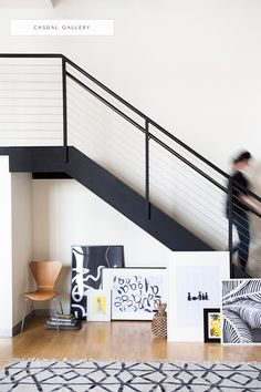 We've gathered ten of the most inspiring ideas for under the stairs storage from gallery walls to kitchen appliances to the home office...