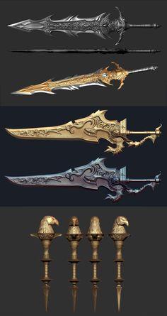 Weapons, Kim yong be