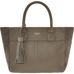 Smooth Leather Tote - Polo Ralph Lauren Handbags