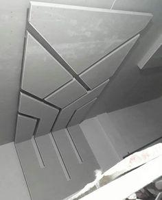 Simple Ceiling Design, Plaster Ceiling Design, Gypsum Ceiling Design, Interior Ceiling Design, House Ceiling Design, Ceiling Design Living Room, Bedroom False Ceiling Design, Home Ceiling, Ceiling Decor