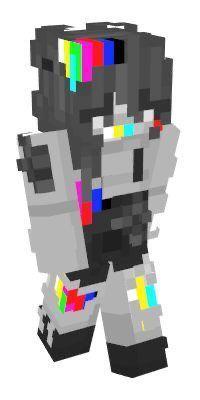 Minecraft Skin Sida