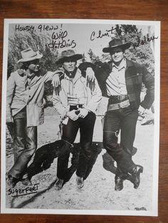 Will Hutchins, Ty Hardin, Clint Walker  -   favorite late 50's, early 60's tv western stars