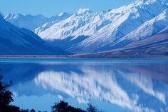 Mount Cook #NewZealand Photo by Liz Berkley