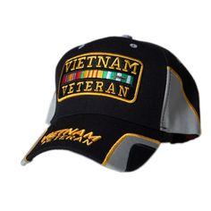 US Honor Embroidered Force Vietnam Veteran Bar Baseball Caps Hats Veteran Hats, Vietnam Veterans, Caps Hats, Baseball Cap, Label, Closure, 3d, Embroidery, Metal